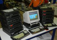 The Tower of Power - BasK's big pile of enhanced Philips MSX2 computers