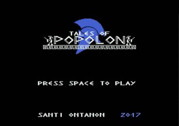 MSXdev'17 #4 - Tales of Popolon