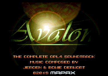 Avalon RPG OST - Moonsound Edition (ROM version)