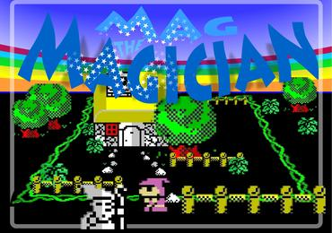 Mag The Magician - MSX port in development