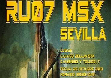 RU07 Sevilla oficially announced