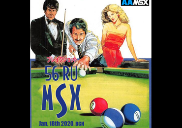 56th Barcelona MSX users meeting