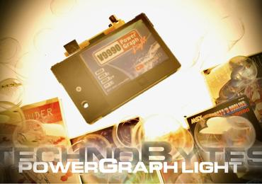 V9990 Powergraph Light new batch