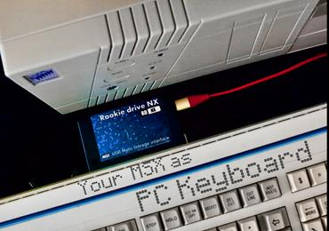 Usad vuestro MSX como teclado USB