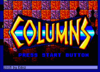 Sega Columns remake for SymbOS