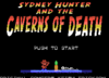 Sydney Hunter and the Caverns of Death announced