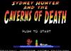 Anunciado Sydney Hunter and the Caverns of Death