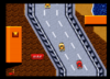 "New racing game ""Highway Fighter"" hits the MSX market"