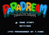 PaRaDream translated to English