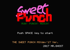 MSXdev'17 #10: Sweet Punch
