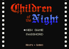 Children of the Night, new action RPG by Hikaru games