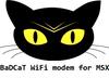 BaDCaT WiFi módem para MSX