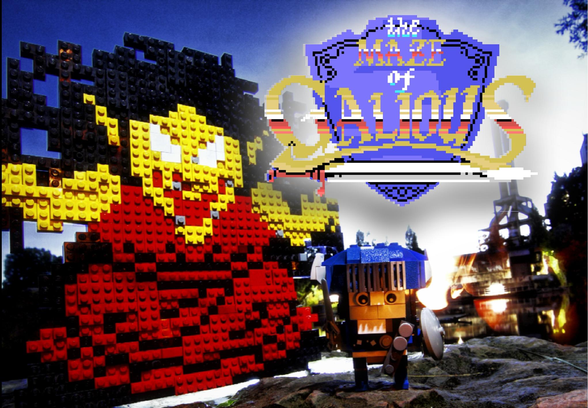 O Labirinto de Galioso recebe seu revival merecido