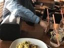 Arabic food in Helsinki. Bas, Adullah & Rami