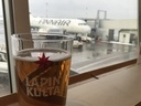 Last beer in Finland: Kippis...